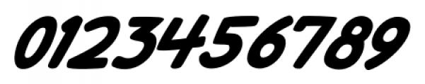 ComicTalk Bold Italic Font OTHER CHARS