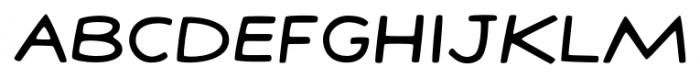 ComicTalk Regular Font UPPERCASE