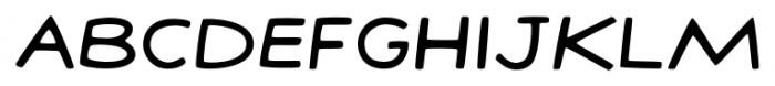 ComicTalk Regular Font LOWERCASE