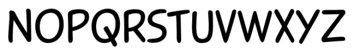 Common Comic Regular Font LOWERCASE