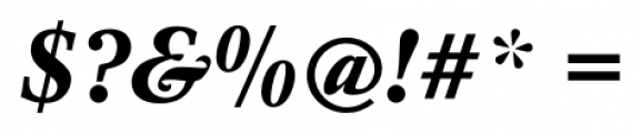 Concept Medium Italic Font OTHER CHARS