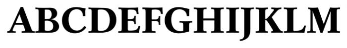 Concept Medium Font UPPERCASE