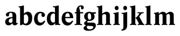 Concept Medium Font LOWERCASE