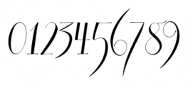 Conspired Lovers Regular Font OTHER CHARS