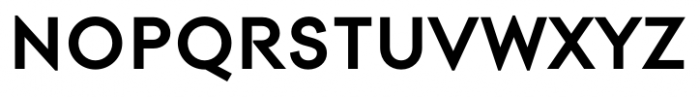 Contax Pro 75 Bold Sm Cap Font UPPERCASE