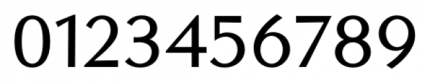 Contax Sans 65 Medium Font OTHER CHARS