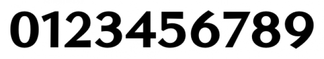 Contax Sans 85 Black Font OTHER CHARS