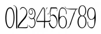 ContourationRedux Regular Font OTHER CHARS