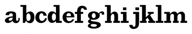 Copperjack Pro Regular Font LOWERCASE