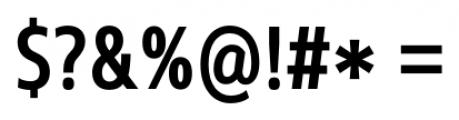 Core Sans N 57 Cn Medium Font OTHER CHARS