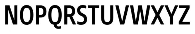 Core Sans N 57 Cn Medium Font UPPERCASE