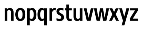 Core Sans N 57 Cn Medium Font LOWERCASE