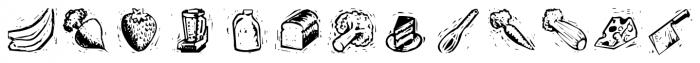 Counterscraps Regular Font UPPERCASE