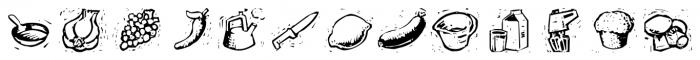 Counterscraps Regular Font LOWERCASE