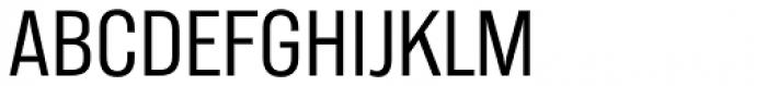 Coast Regular Font UPPERCASE