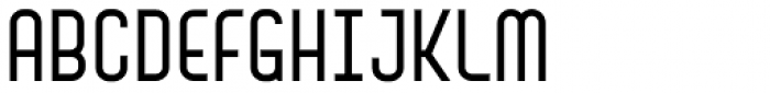Cobalt 27 Medium Font UPPERCASE