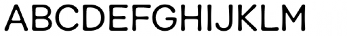 Cobbler Regular Font UPPERCASE