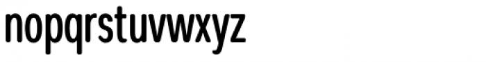Coben Condensed Medium Font LOWERCASE