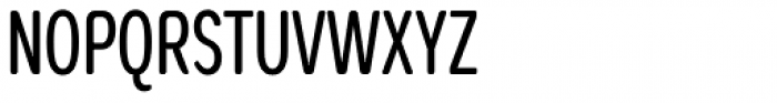 Coben Condensed Font UPPERCASE