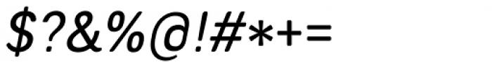 Coben Italic Font OTHER CHARS