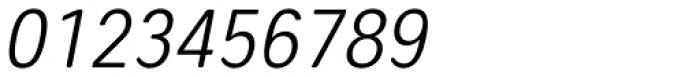 Coben Light Italic Font OTHER CHARS