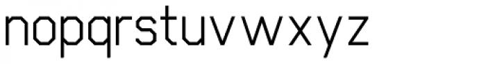 Cobol Medium Font LOWERCASE