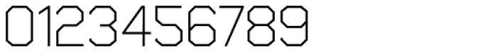 Cobol Font OTHER CHARS