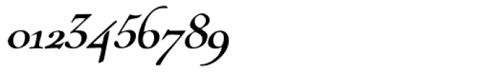 Cochin Archaic Italic Font OTHER CHARS