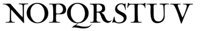 Cochin Archaic Regular Font UPPERCASE