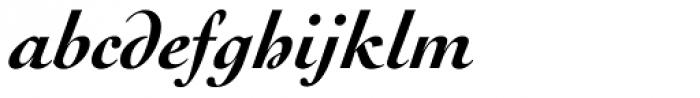 Cochin Bold Italic Font LOWERCASE