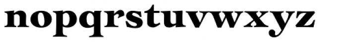 Cochin URW D Black Font LOWERCASE