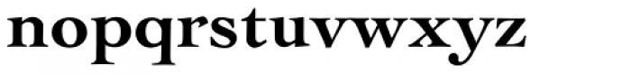 Cochin URW D Bold Font LOWERCASE
