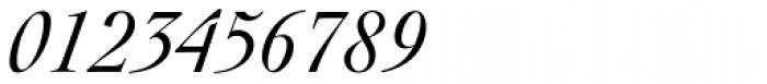 Cochin URW D Italic Font OTHER CHARS