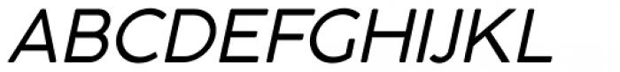 Coco Gothic Small Caps Italic Font UPPERCASE