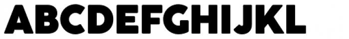 Cocogoose Classic Black Font UPPERCASE