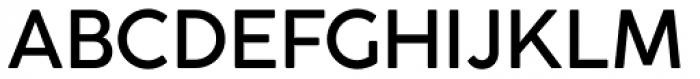 Cocogoose Classic Medium Font UPPERCASE