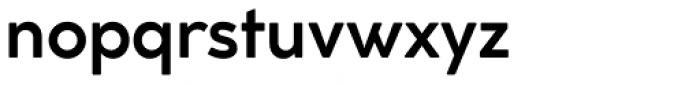 Cocogoose Classic Medium Font LOWERCASE