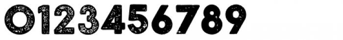 Cocogoose Pro Letterpress Font OTHER CHARS