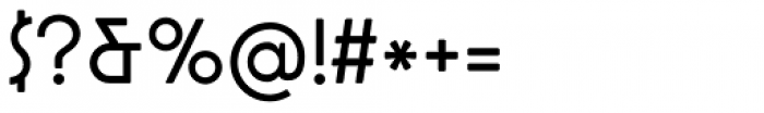 Cocotte Regular Font OTHER CHARS