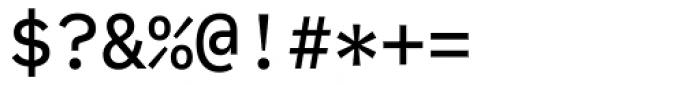 Code Saver Medium Font OTHER CHARS
