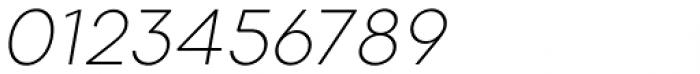 Codec Warm Extra Light Italic Font OTHER CHARS