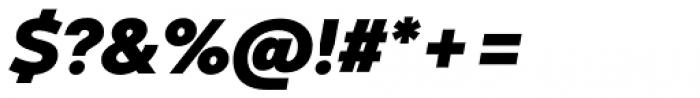 Codec Warm Logo Bold Italic Font OTHER CHARS