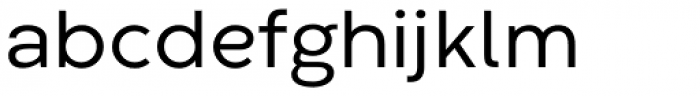 Codec Warm Regular Font LOWERCASE