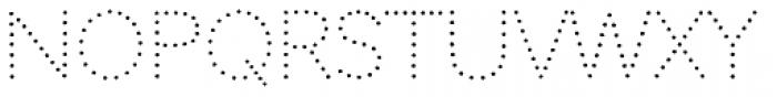 Codystar Pro Font UPPERCASE