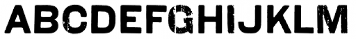 Coldharbour Gothic Font LOWERCASE