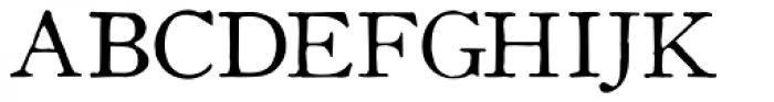 Coldstyle SC Font UPPERCASE
