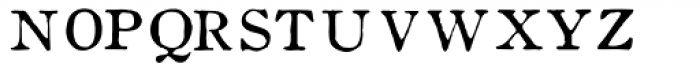 Coldstyle SC Font LOWERCASE