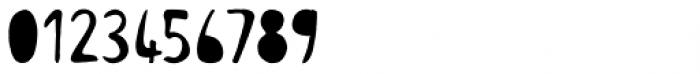Colette Filled Font OTHER CHARS