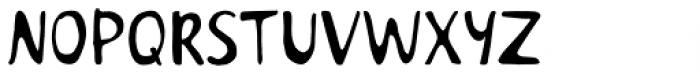 Colette Regular Font UPPERCASE