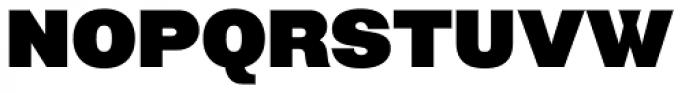 Colin Samuels Bold Font UPPERCASE